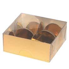 Caixas para Brigadeiro Gourmet k133