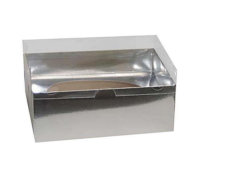 Caixa para Ovo de Colher tampa ajustável 2